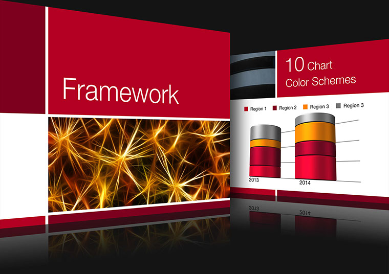 Framework Keynote theme for Mac
