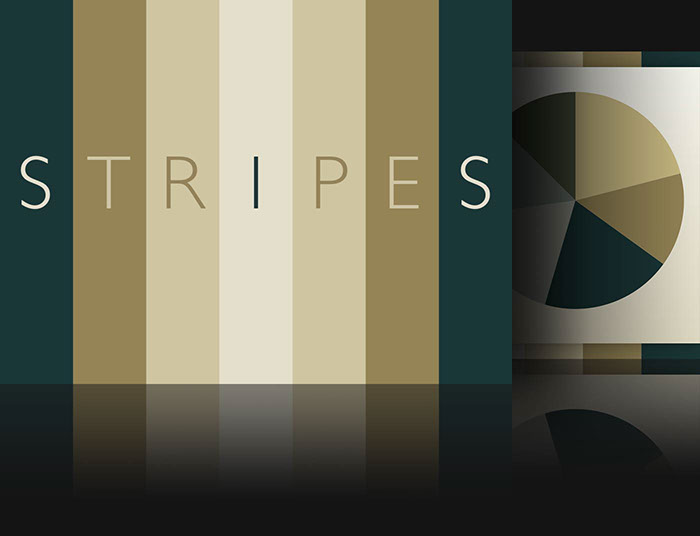 Stripes Keynote theme